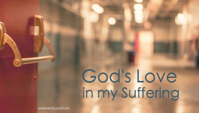 God's love podcast post