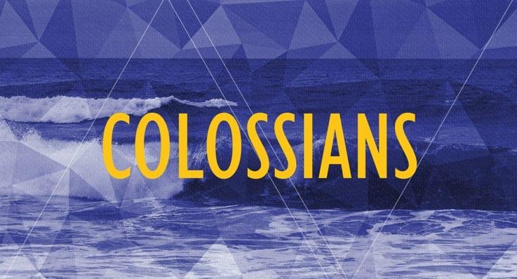 Colossians sermon graphic