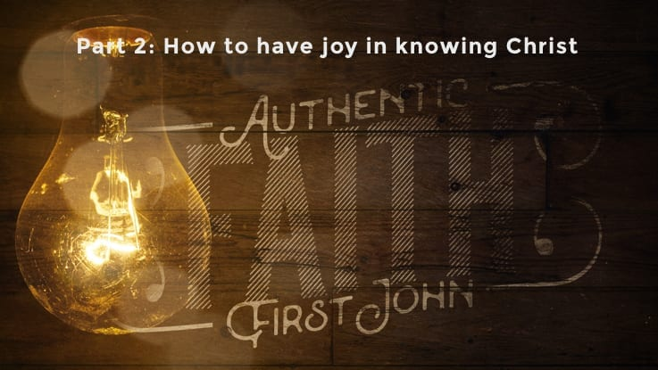 Part 2. Authentic Faith
