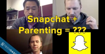 Why Parents Shouldn't Be Scared of Snapchat